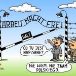 """""""Polskie obozy"""" a sprostowania"""