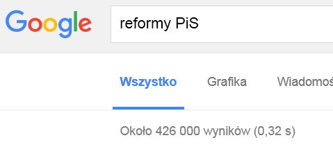 Reformy PiS