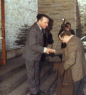 Wałęsa i Kiszczak