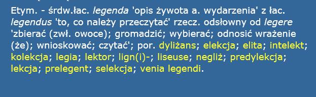 etymologia