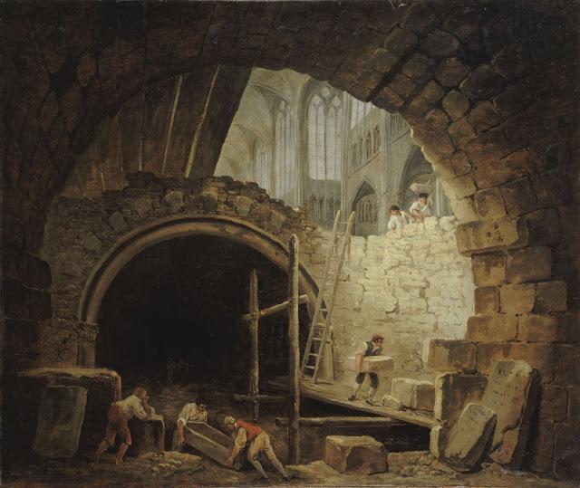 profanacja grobów królewskich
