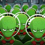 Zielone ludziki