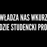 Studencki protest song